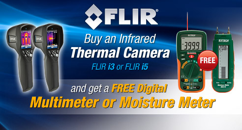 FLIR Water Damage Special