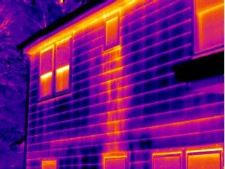 Exterior Moisture Infrared