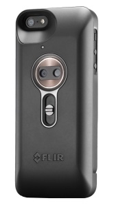 FLIR ONE iPhone Case back