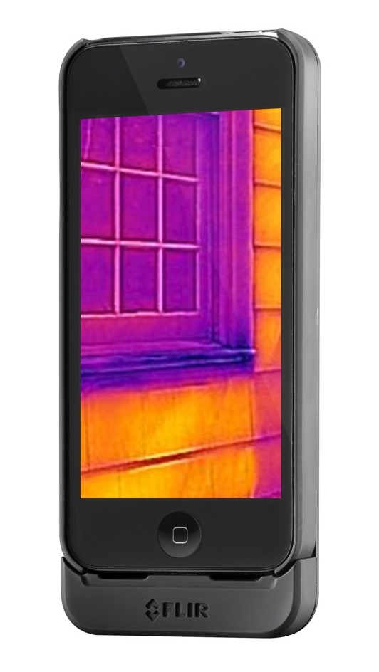 flir thermal camera iphone on review flir one iphone infrared 14122