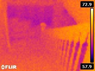FLIR E4 Thermal Camera Insulation