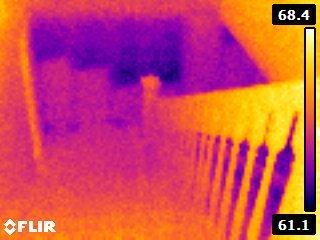 FLIR E5 Thermal Camera Insulation