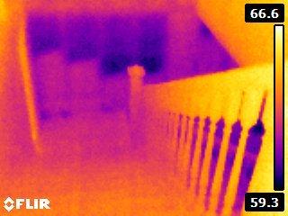 FLIR E6 Thermal Camera Insulation