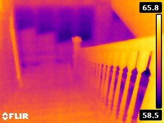FLIR E8 Thermal Camera Insulation