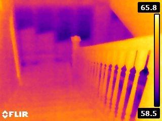 FLIR E8 Thermal Camera Insulation