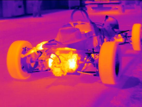 Crossle Formula Ford Infrared