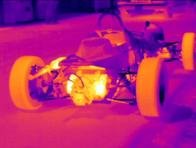Crossle Formula Ford Infrared