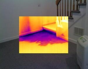 Infrared-Camera-Water-Leak