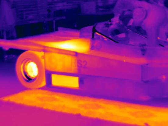 Tiga SC84 Sports Racer Infrared