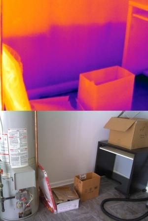 Mold-Drywall-Infrared-Camera