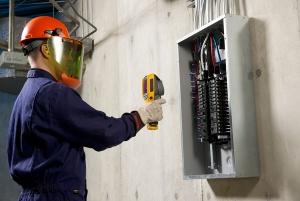 Fluke Ti90 Electrical Panel