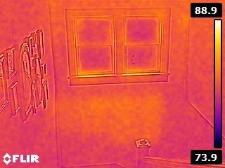 FLIR E4 Home Inspection