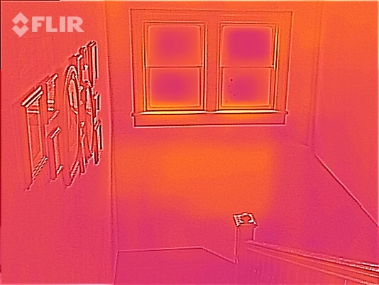FLIR ONE Home Inspection