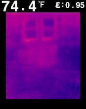 FLIR TG165 Home Inspection