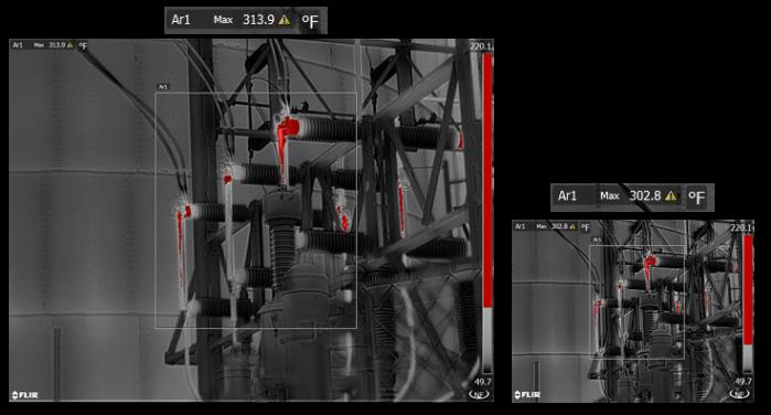 FLIR UltraMax Comparison