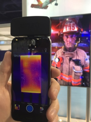 FLIR ONE Firefighter