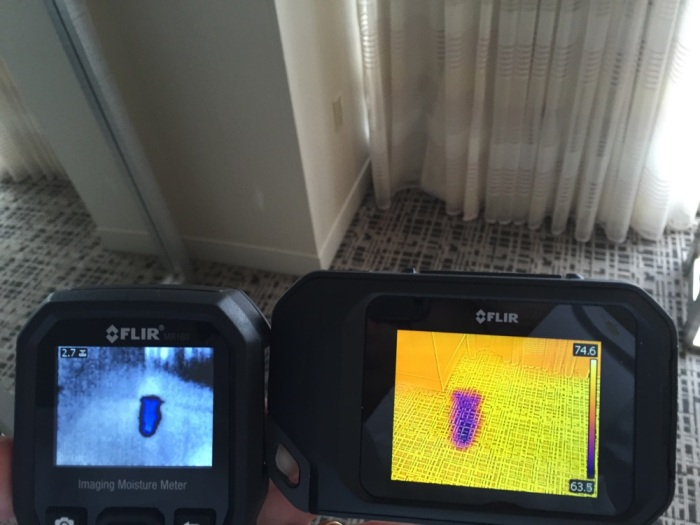 FLIR MR160 and FLIR C2 Comparison
