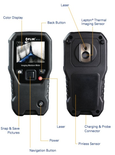FLIR MR160 In Depth
