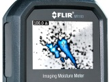 Hands on Review: FLIR MR160 Moisture Meter with Infrared
