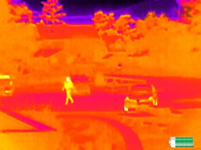 FLIR Scout TK Person Night