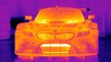 Heated Racing: IMSA Race Cars in FLIR T640Infrared
