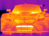 Heated Racing: IMSA Race Cars in FLIR T640 Infrared