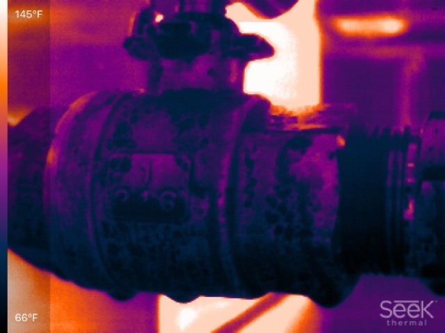 Seek Thermal Compact Pro Valve