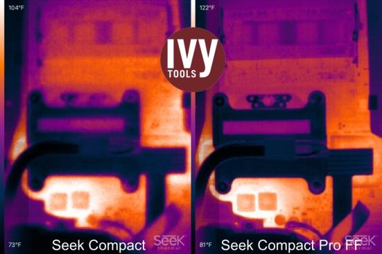 Seek Compact Pro FF Printed Circuit Board