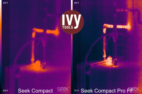 Seek Compact Pro Plumbing