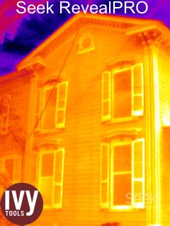 Seek Thermal Camera >> Hands on Review: Seek Reveal PRO Thermal Camera | Ivy ...