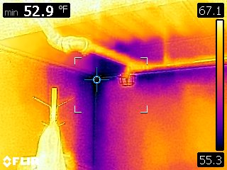FLIR C3 Energy Audit