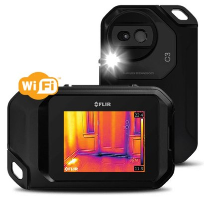 FLIR C3 Infrared Camera with WiFi